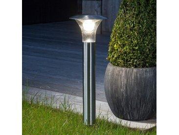 Luminaire solaire LED sur piquet Jolin– LAMPENWELT.com