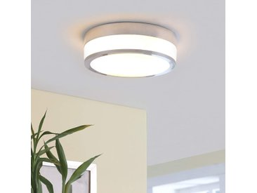 Flavi - plafonnier pour salle de bain, chromé– LAMPENWELT.com