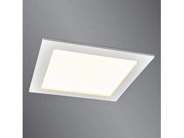 Downlight LED Feva, salle de bains, IP44, 16W– LAMPENWELT.com