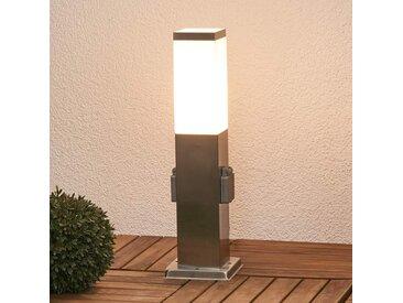 Borne Lorian avec éclairage– LAMPENWELT.com