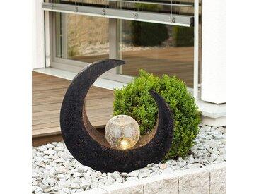 Lampe solaire Daiva décorative pour l'extérieur
