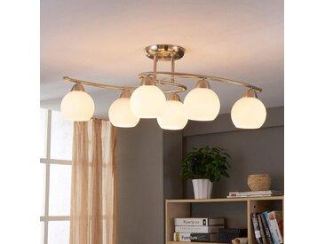 Plafonnier de salle à manger Svean à 6 lampes– LAMPENWELT.com