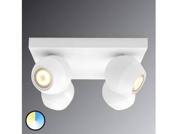 Spot LED blanc Philips Hue Buckram White Ambiance