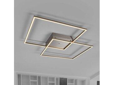 Plafonnier LED lumineux Mirac– LAMPENWELT.com