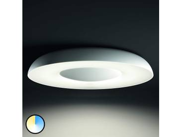 Plafonnier LED Philips Hue Still en blanc