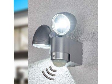 Spot LED d'extérieur RADIAL à 2 lampes