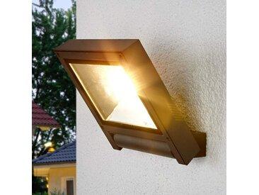 Spot LED Maico gris foncé pour l'extérieur– LAMPENWELT.com