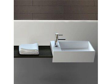 Vasque suspendue ou à poser, 35 cm en Solid surface - Manita G