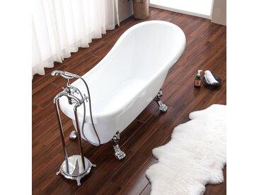 Baignoire ilot Olympia en acrylique 170 cm