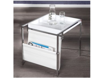 LIBRETTO Table d'appoint porte-revue