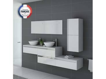 Meubles salle de bain DOLCE VITA B Blanc