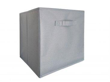 Boîte de rangement KUB Gris - chambrekids.com