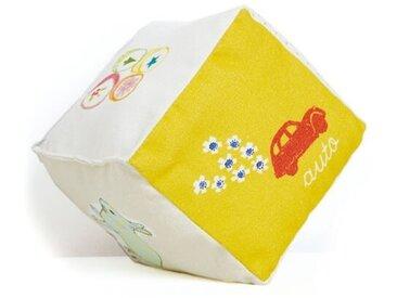 Cube hochet animaux - chambrekids.com