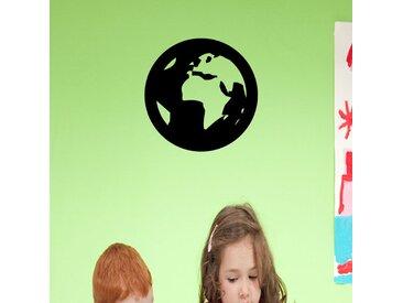 Sticker Design globe terrestre