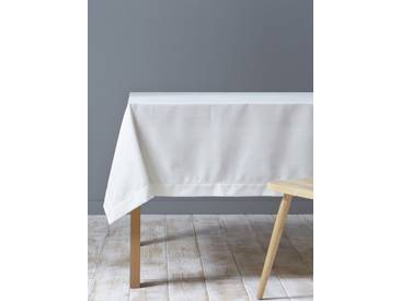 Nappe anti-taches aspect lin ivoire