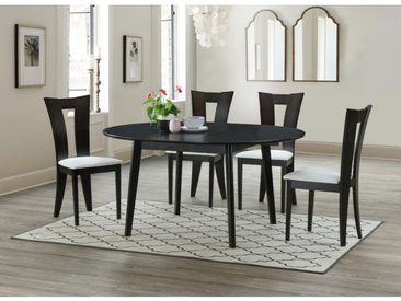 Pack Salle A Manger Ensemble Table 4 Chaises TIFFANY
