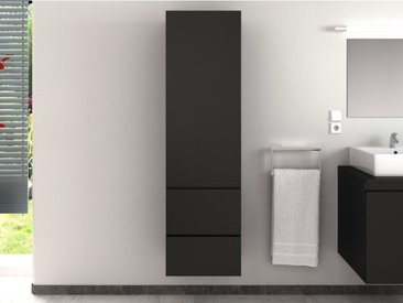 Colonne de salle de bain LAVITA - Gris mat