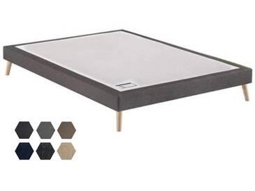 Sommier tapissier Merinos Confort Morphologique 3 Zones 16 cm 110x190