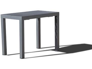 Olhao - Console extensible aluminium - 2/6 pl