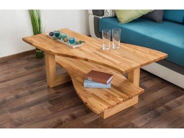 Table Basse « Wooden Nature » 06 cœur d'hêtre massif huilé bio – Dimensions: 100 x 45 x 68 cm (L x H x P)