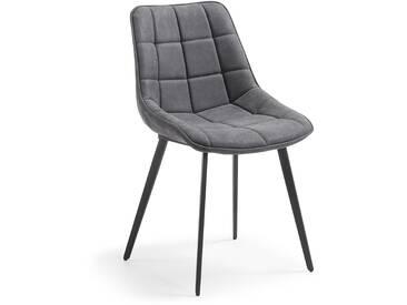 Chaise Adam graphite