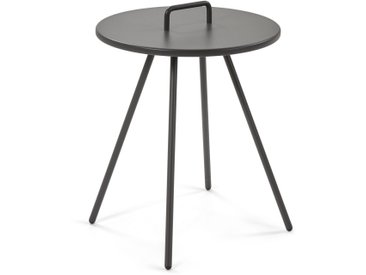 Table d'appoint Accost noir