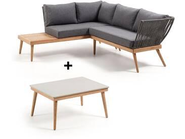 Pack Ramson canapé et table de salon