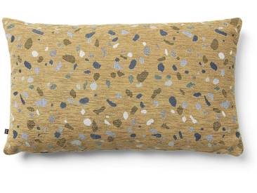 Coussin Bimba 30x50 cm, moutarde