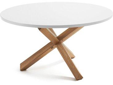Table ronde Lotus Ø135 cm
