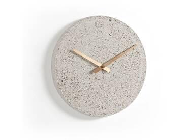 Horloge murale Alexia, beige