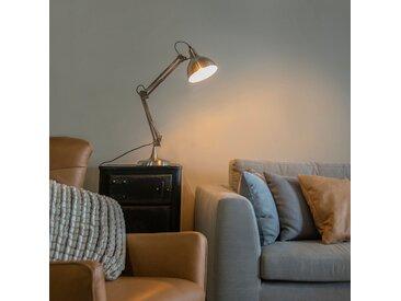 Lampe de table Hobby acier