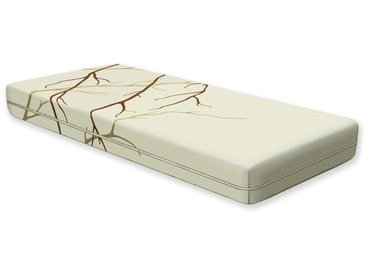 Matelas LUXURY 90x200 cm mousse visco-élastique + mousse à froid