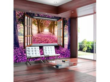 Papier peint - Magic window