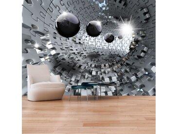 Papier peint - Puzzle - Tunnel