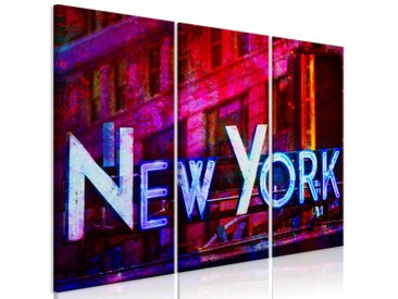 Tableau - New York Neon (3 Parts)