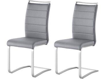 Chaises cantilever Lezuza (lot de 2)