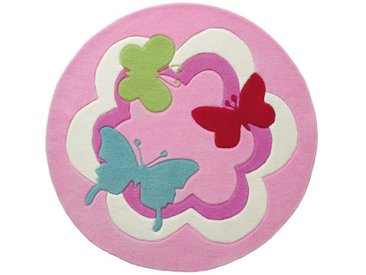 Tapis pour enfants Butterfly Party