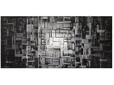 Le tableau mural Moon Cubes 150x70cm