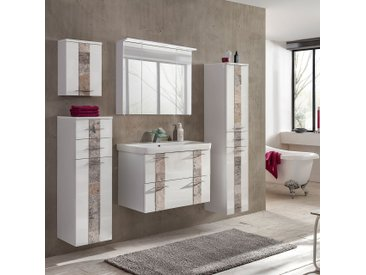 Ensemble meuble lavabo Stone