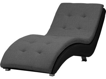 Chaise longue de relaxation Mortana