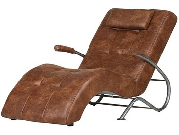 Chaise longue de relaxation Mours