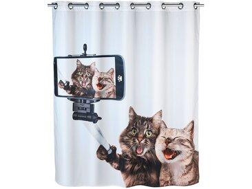 Rideau de douche Selfie Cat Flex