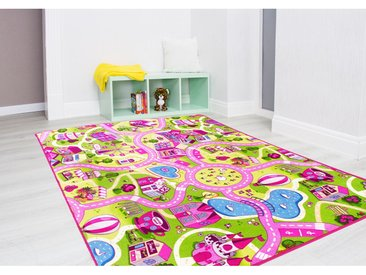 Tapis enfant Sweet Village