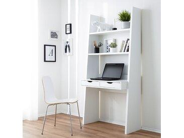 Combinaison bureau étagère Verno