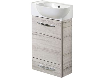 Ensemble meuble lavabo Gusi