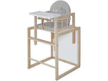 Chaise haute combinée Jumbotwins