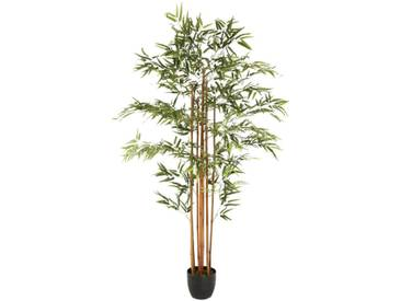 Atmosphera - Bambou artificiel en pot H 180 cm