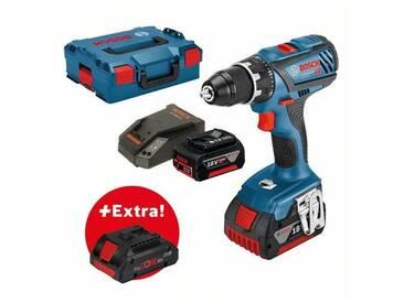 Bosch GSR 18V-28 Perceuse-visseuse sans-fil + 2 batteries 5,0 Ah + ProCORE18V 4.0Ah, L-BOXX - 0615990K7H