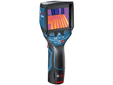Bosch caméra thermique connectée Smartphone 12 V GTC 400 C 0601083101