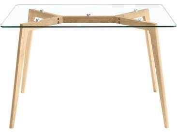 Table rectangulaire Neiden 120 cm
